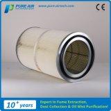 Coletor de lustro e de moedura do Puro-Ar da bancada de poeira com o filtro do cartucho de PTFE (DC-2400DM)