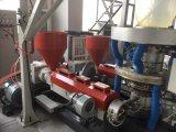 Máquina de sopro da película do PE da co-extrusão do ABA para o saco de plástico