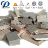 Layered Sandwich Arix Diamond Segment Cutting Granite Marbre Sandstone Basalt