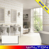 azulejos de cerámica esmaltados azulejo de la pared del cuarto de baño 300X600 de Foshan