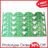 Placa de circuito Fr4 impresso tomada o partido dobro com serviço do conjunto