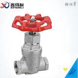 La fábrica de China atornilló la válvula de puerta del extremo 200wog del estruendo 2999