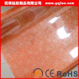 Membrane de presse à vide Feuille de PVC très brillant