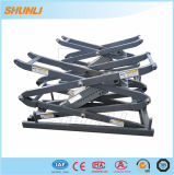 4.5t Truck Car Lift Double Scissor Lifter
