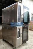 El precio industrial automático del horno de Combic del acero inoxidable de la panadería del gas de la fábrica que cuece al horno tasa la máquina (ZMR-5FM)