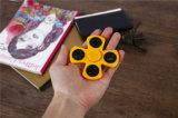 Het hoogstaand, Nice Desig en het Exclusieve Plastiek van de Staaf van de Vierling van het Ontwerp Stille Vlotte friemelen het Speelgoed van de Spinner van de Hand