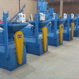 Pneumatico residuo che ricicla la macchina di gomma fine della smerigliatrice