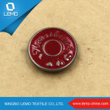 Atacado Custom Logo Embossed Jeans Button para Jeans