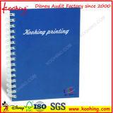 Cuaderno de encargo de la impresión de la insignia de la pequeña orden del precio de fábrica