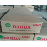 batería sin necesidad de mantenimiento de plomo sellada VRLA de la UPS de 12V 0.8ah