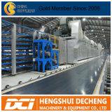 Panneau de plafond de gypse faisant la ligne de production à la machine