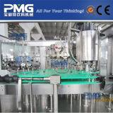 Machine de remplissage carbonatée de boisson de boisson non alcoolique de pmg pour la bouteille en verre