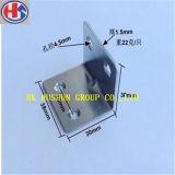 Clip différent de cornière de dimension de vente chaude, code de cornière (HS-AC-007)