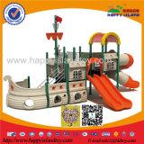 Freches Schloss-weiches Spiel-Innenpiraten-Lieferungs-Spielplatz der Kinder