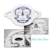 Luz facial de la mascarilla LED para la máscara de la elevación de cara del retiro del acné del color de Skincare 3 LED