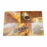 Drucken konzipiert Plastiktisch-Matte für Tischplatte u. Dekorationen