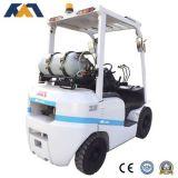Kat 2.5ton Diesel/LPG/Gasのフォークリフト、日本エンジン、よい状態