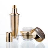Frascos cosméticos plásticos de alta qualidade feitos sob encomenda