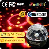 LEDのConrtrollerの水晶魔法の球ライト手動エムピー・スリースピーカー及びBluetooth