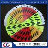 付着力の自動車反射テープ縞の安全ステッカー(CG3500-P)