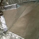 De thermische Weerspiegelende Stof van de Hitte van de Glasvezel van de Bescherming Aluminium Met een laag bedekte
