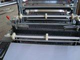 Dubbele Laag Vier de Koude Scherpe Zak die van de Lijn Machine met Transportband maken (shxj-700FC)