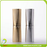 Contenitore su ordinazione vuoto delle estetiche di lucentezza dell'orlo del tubo operato di alluminio