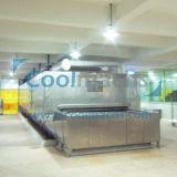 Tiefkühlverfahren-Gerät des Meerestier-Nahrungsmittelschnelles Frost-Tunnel-IQF