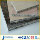 Bester Preis-Marmor-Stein-Aluminiumbienenwabe-Panel