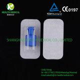 Tampão azul do bujão de Combi/fechamento de Luer, empacotamento personalizado do OEM