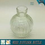 円形のガラス精油のびん100ml 120ml