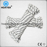 3-18 mm Diamètre PP Multifilament Diamant Polypropylène Braid Rope