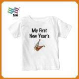 男女兼用の大人および子供の安い価格のカスタム昇進のTシャツ(HYT-s 02)