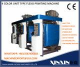 Инвертор управлением экрана касания PLC регулирует печатную машину Flexo скорости