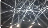 三角形LEDのくもの移動ヘッドライト