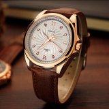Del reloj impermeable de 325 reloj cristalino de lujo de la alta calidad del diseño hombres para la venta