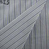 Baumwollpopelin-gesponnenes Garn färbte Gewebe für Hemden/Kleid Rls50-16po