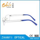 Blocco per grafici di titanio di vetro ottici di Eyewear del monocolo dell'ultimo Pieno-Blocco per grafici di disegno (9314)