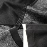 [نت8023] [نليوس] سيادة [لونغ] [توب] [فيتنسّ] [كلوثينغ] [جم] قميص ملابس رياضيّة