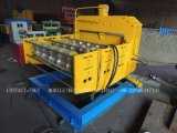 機械を形作る機械または山形鋼ロールを形作る機械または屋根シートロールを形作るパレットラックロール