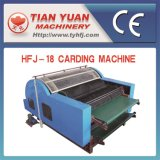Polyester-Faser-kardierende Maschine (HFJ-18)