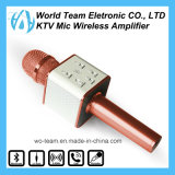 Kleiner Finger nettes bewegliches Bluetooth drahtloses Hauptkaraoke-Mikrofon