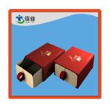 Geschenk-verpackenden Papierkasten für Schokoladen-Stöcke kundenspezifisch anfertigen