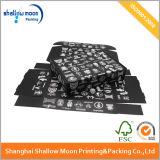 Boîte cadeau en papier ondulé imprimé imprimé de conception délicate (AZ123116)