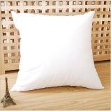 Cuscino di base quadrato decorativo domestico bianco solido
