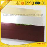 多色刷りの家具の装飾のための極度の輝いた磨かれたアルミニウムプロフィール