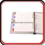 Reliure de couverture en métal / aluminium Custom Logo Organizer Planner