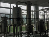 Chaîne de production neuve d'extraction de fond de réglisse de modèle