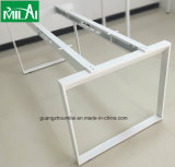 사무실 매니저 테이블을%s 새로운 모듈 쉬운 모이는 가구 금속 책상 기초