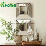 現代Hotsale一組の4つの長方形のホーム装飾的な壁ミラー